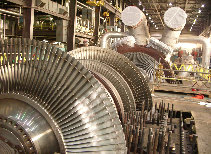 Westinghouse 670 MW LP Turbine
